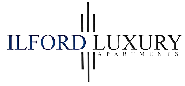 Ilford Apartments logo